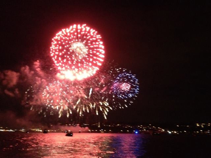 Tacoma Fireworks