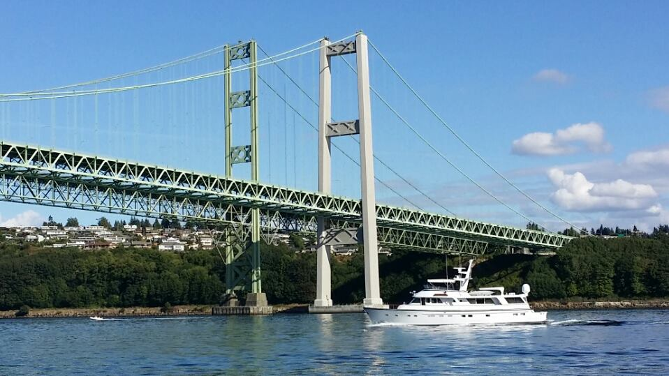 Tacoma Narrows Bridge Tour with Destiny Harbor Tours